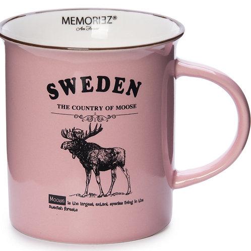 N99I / Story Mug Moose Sweden