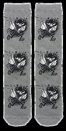 Moomin Socks Stinky Adult | Muumi Sukat Haisuli Aikuiset