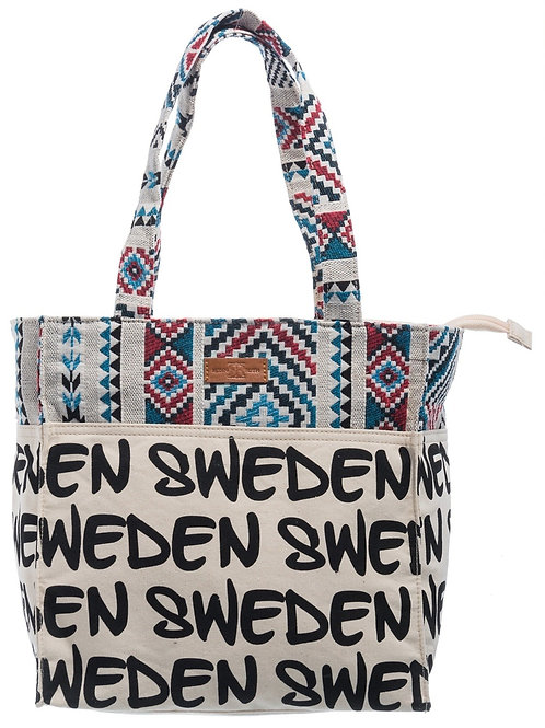 N3G / Canvas Bag Small Natural Sweden