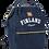 Finland Backpack Jeans | Suomi Reppu Farkku