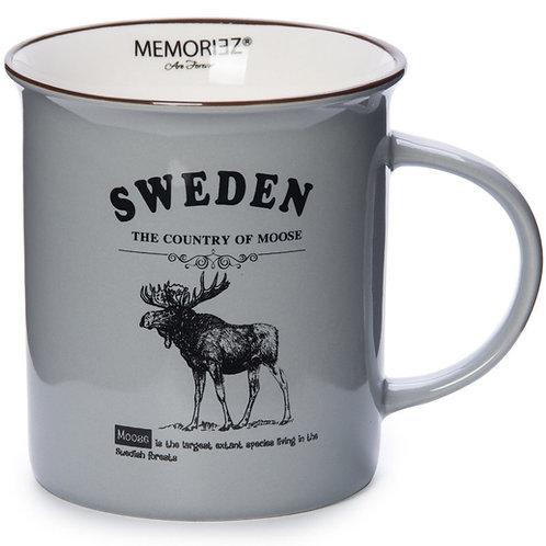 N99G / Story Mug Moose Sweden