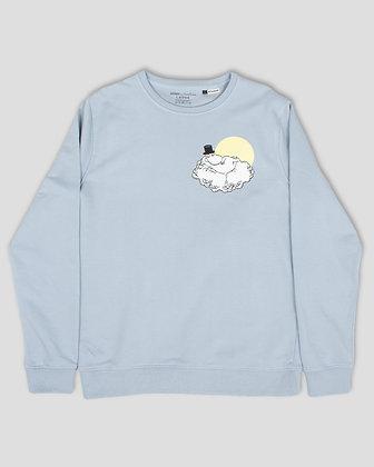 Moomin College shirt Moomin pappa / Muumi College paita Muumipappa