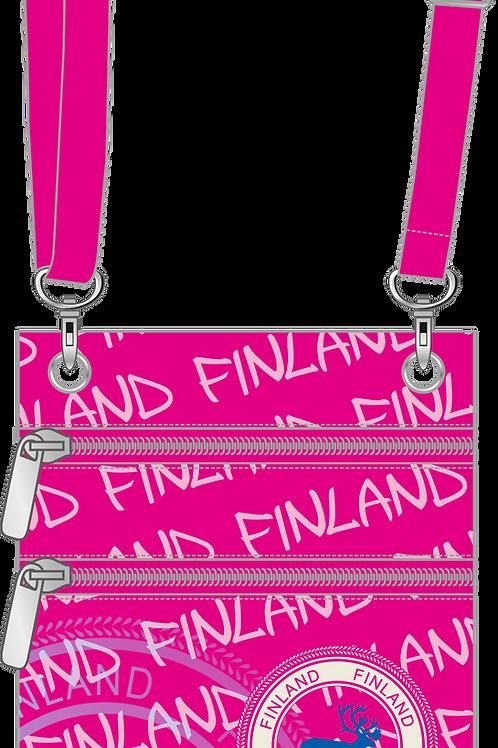 F7Q / Passport Bag Classic Finland