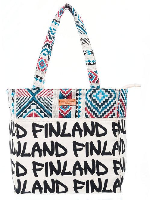 Finland Bag Pattern Small | Suomi Laukku Kuvio Pieni