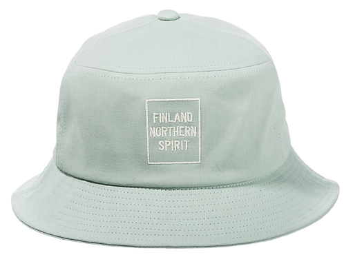 Finland Bucket Hat Mint | Suomi Kalastajan Hattu Mintun Vihreä