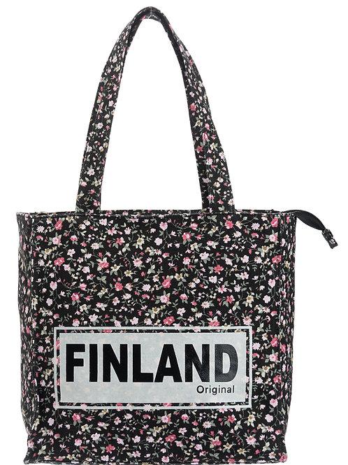 Finland Bag Flower | Suomi Laukku Kukka