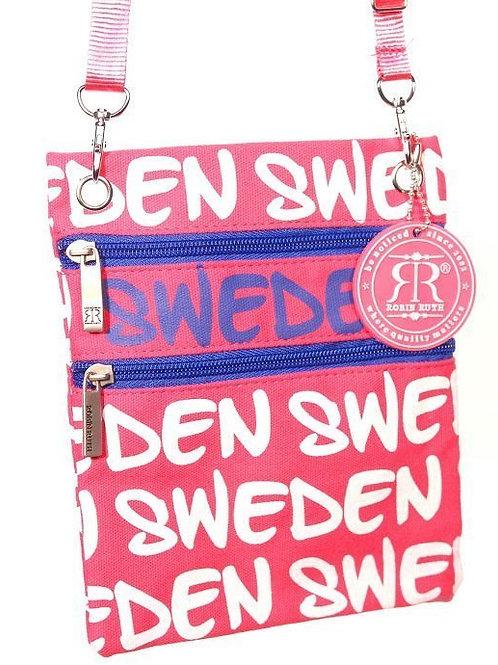 N7Z / Passport Bag Classic Sweden
