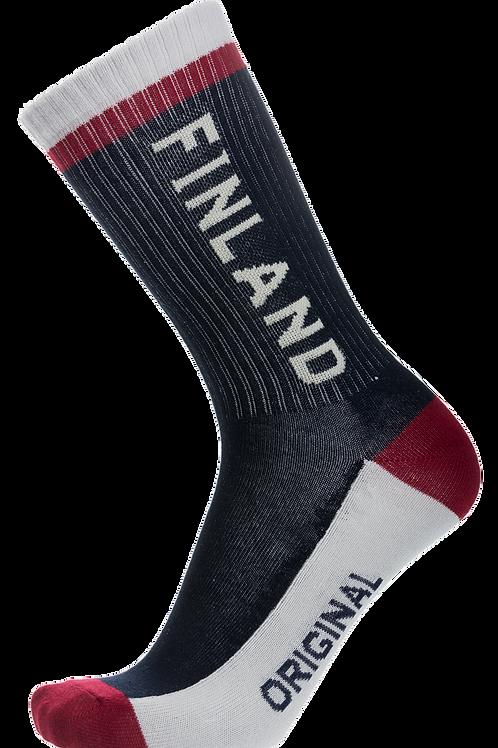 Finland Socks Sporty Style | Suomi Sukat Sporttinen Tyyli