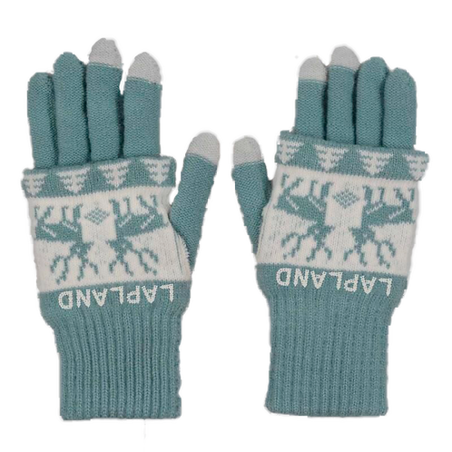 Lapland Gloves Reindeer Touch Screen Winter Fashion | Lappi Hanskat Poro Kosketus Näyttö Talvi Muoti