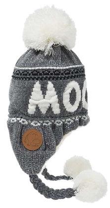 Moomin Winter Hat Stamp Adult | Muumi Talvihattu Aikuiset