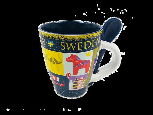 N99O / Mug Vintage Sweden
