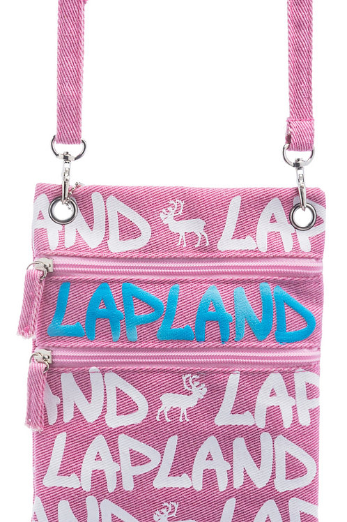 Lapland Shoulder Bag Small Reindeer   Lappi Olka Laukku Pieni Poro
