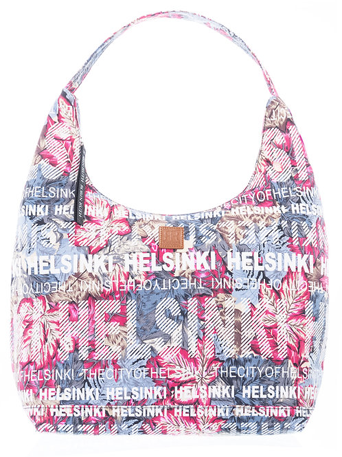 Helsinki Shoulder Bag Flower | Helsinki Olka Laukku Kukka