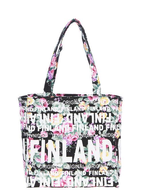 Finland Bag Flower Small | Suomi Laukku Kukka Pieni