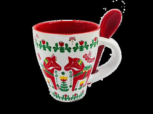 N99J / Mug Vintage Sweden