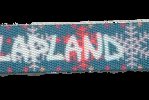 Lapland Key Holder Snowflake Souvenir | Lappi Avaimenperä Lumihiutale Matkamuisto