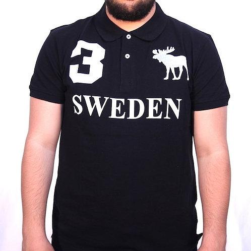 N51F / Polo Shirt Men Sweden