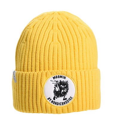 Moomin Winter Hat Beanie Stinky Adult | Muumi Talvi Pipo Haisuli Aikuiset
