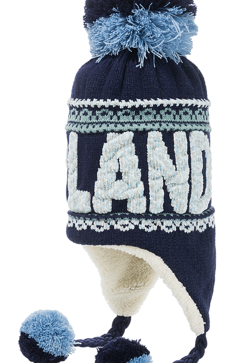L14O / Winter Hat Bon bon Plus Lapland