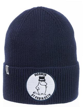 Moomin Winter Hat Moominpappa Adult | Muumi Talvihattu Muumipappa Aikuiset
