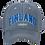 Finland Cap Washed Denim Colouring | Suomi Lippis Kulutettu Farkku Väritys