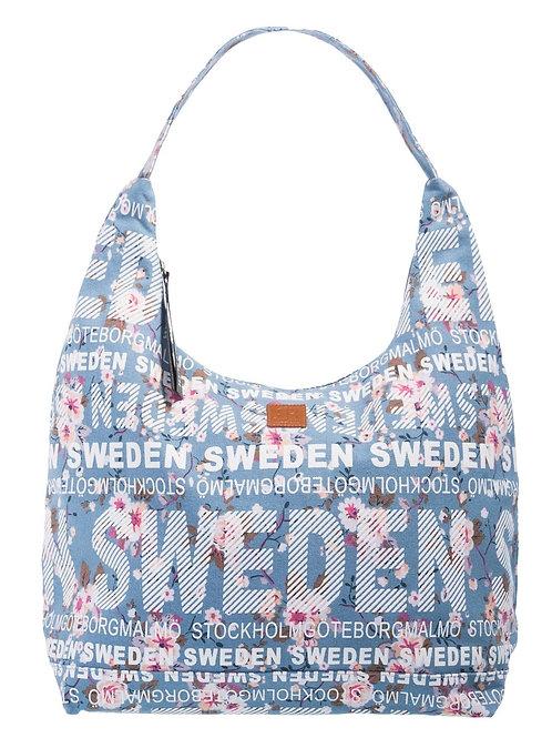 N1C / City Bag Floral Sweden