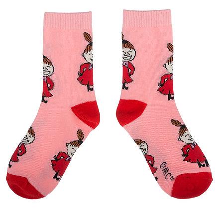 Moomin Socks Little My Kids | Muumi Sukat Pikku Myy Lapset