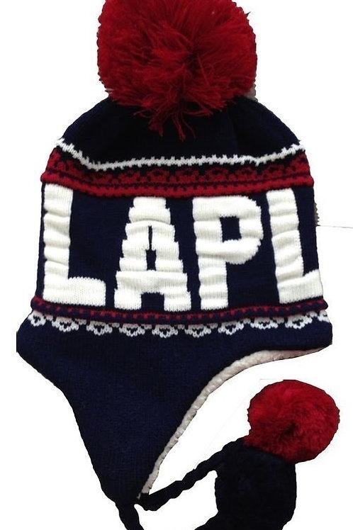 L14B / Winter Hat Bon Bon Classic Lapland
