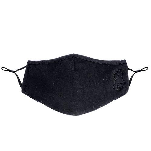 Face Mask Black | Kasvomaski Musta