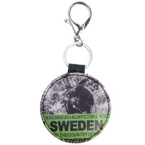 N35E / Key Chain Leatherette Sweden