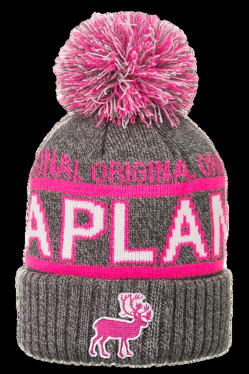 Lapland Hat Reindeer Patch Winter Fashion | Lappi Pipo Poro Kuvio Talvi Muoti