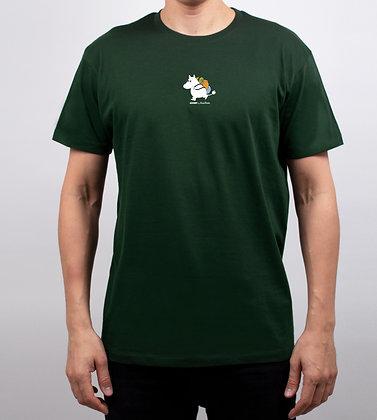 Moomin T-shirt Moomintroll Adult | Muumi T-paita Muumipeikko Aikuiset