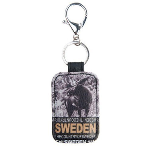 N35G / Key Chain Leatherette Sweden
