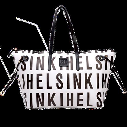 Helsinki Shoulder Bag City Style | Helsinki Olka Laukku Kaupunki Tyyli