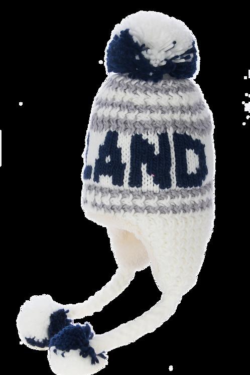 L14G / Winter Hat Bon bon Stitched Lapland