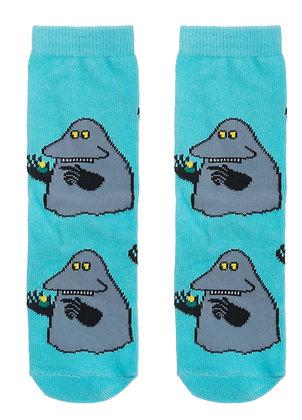 Moomin Socks Groke Kids | Muumi Sukat Mörkö Lapset