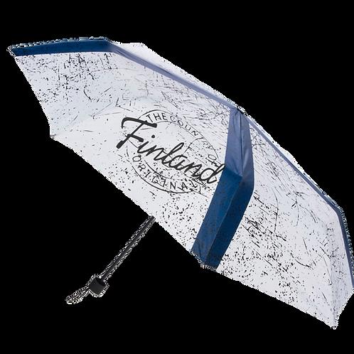 Finland Umbrella Finnish Flag | Suomi Sateenvarjo Suomen Lippu
