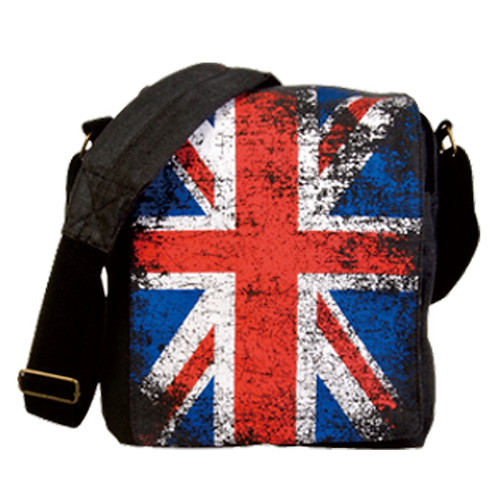 London Shoulder Bag Flag City Fashion | Lontoo Olka Laukku Lippu Kaupunki Muoti