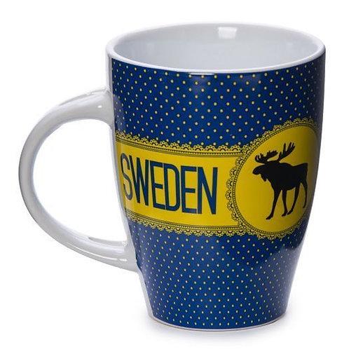 N99A / Mug Vintage Sweden