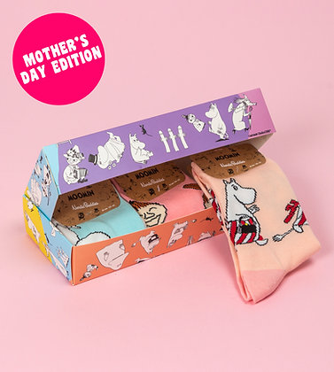 Mothers Day Must Have Sock Gift Box vol2