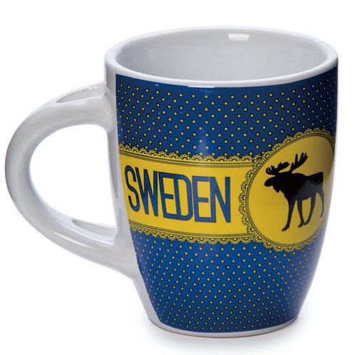 N99F / Espresso Mug Sweden