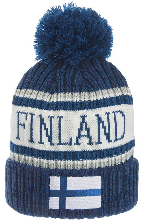 F21R / Winter hat Beanie Mesh / Classic Finland
