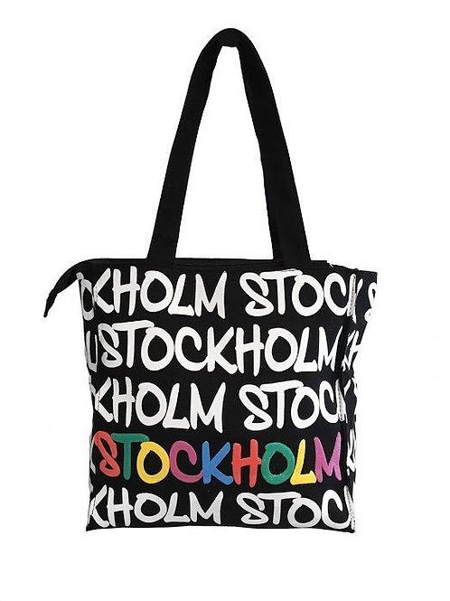 C3F / Canvas Bag Small Classic Stockholm
