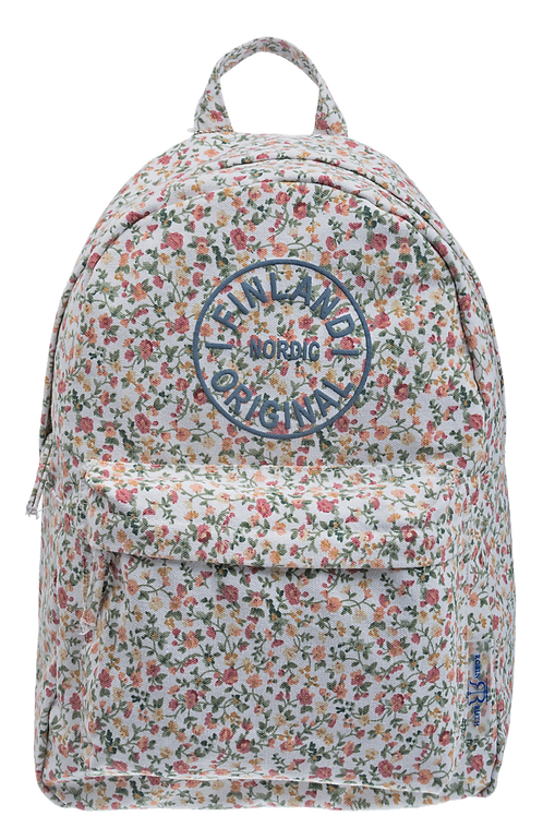 Finland Backpack Flower  | Suomi Reppu Kukka