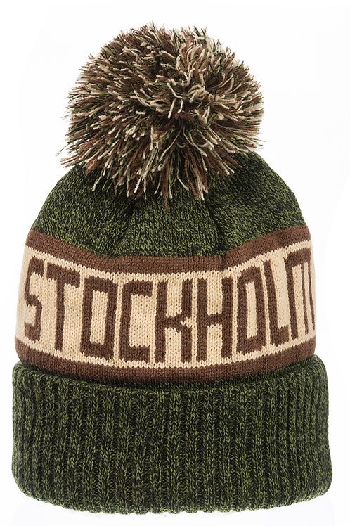 C24A / Winter Hat Beanie Mesh Stockholm