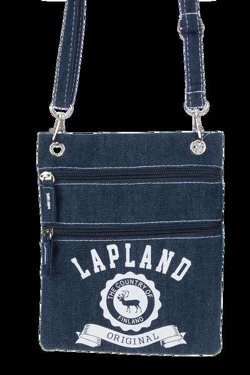 Lapland Small Shoulder Bag Jeans | Lappi Pieni olkalaukku Farkku
