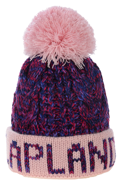 Lapland Hat Winter Fashion | Lappi Pipo Talvi Muoti