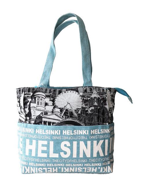 Helsinki Bag Photo Small | Helsinki Laukku Kuva Pieni