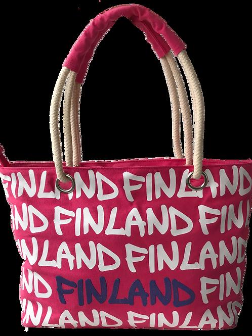 Finland Shoulder Bag Summer | Suomi Olka Laukku Kesä