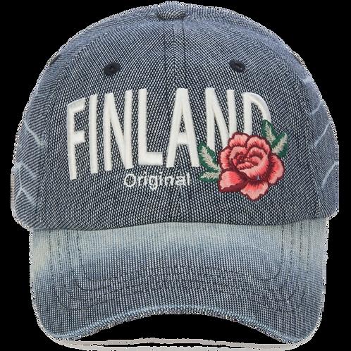 Finland Cap Flower | Suomi Lippis Kukka